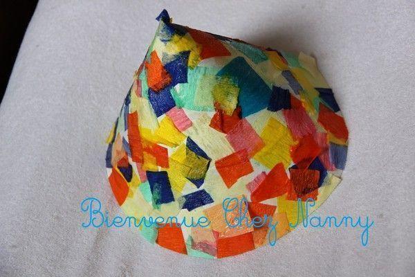 chapeau d'Arlequin